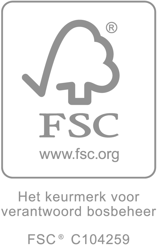 fsc logo michiels gray